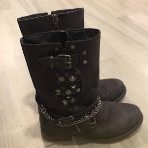 Replay Moto Boots